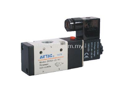 SOLENOID VALVE (3/2 WAY) 3V300 SERIES