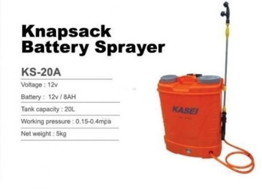 Kasei 20L Knapsack Battery Sprayer KS-20A ID31841