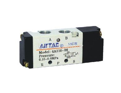 AIR VALVE (5/2 WAY, 5/3 WAY) 4A100  SERIES