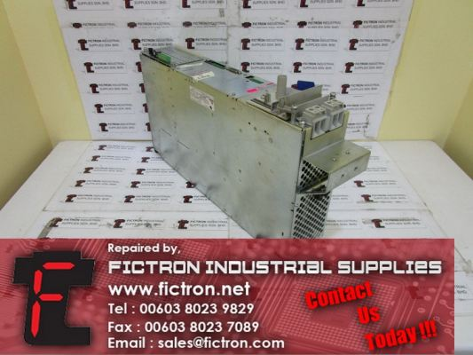 HDS03.2-W075N-HS12-01-FW HDS032W075NHS1201FW INDRAMAT BOSCH REXROTH Servo Driver Supply Repair Malaysia Singapore Indonesia USA Thailand