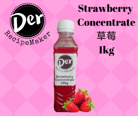 Strawberry concentrate 250g