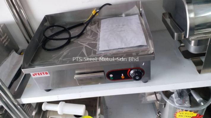 ELECTRICAL GRIDDLE FLAT PLATE