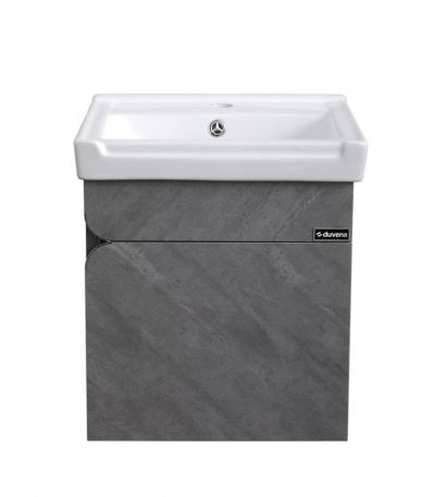 BASIN CABINET STAINLESS STEEL GREY