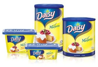 Daisy Margarine (240g) [Please Pick The Size]