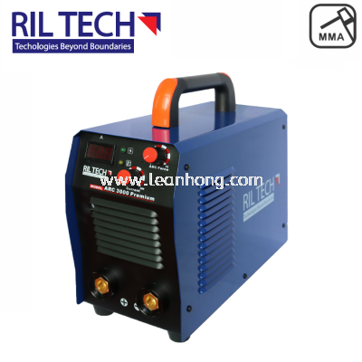 RIL TECH MMA 3000 PREMIUM WELDING MACHINE