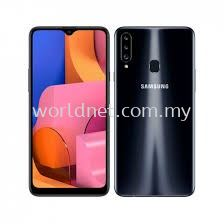 SAMSUNG GALAXY A20S (BLACK) 32GB