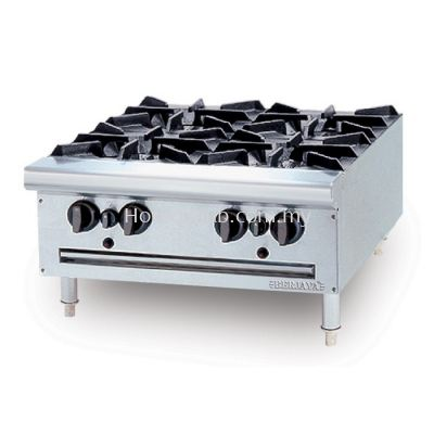 STAINLESS STEEL OPEN BURNER (OB4)
