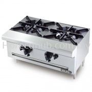 STAINLESS STEEL OPEN BURNER (OB2S)