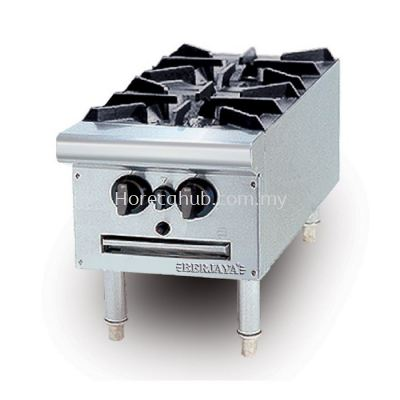 STAINLESS STEEL OPEN BURNER (OB2)