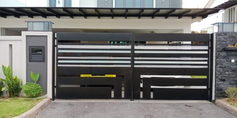 Mild Steel Gate 23