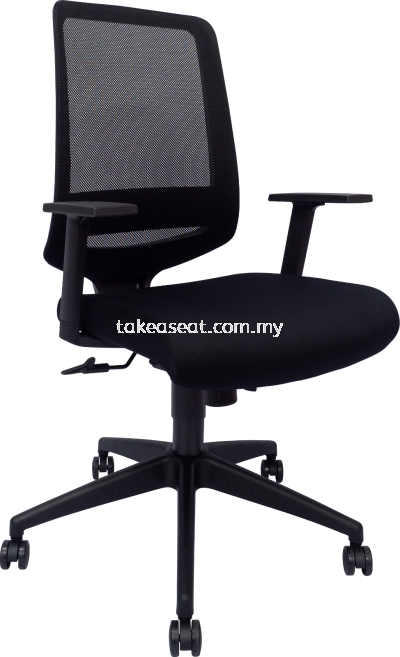 MESH CHAIR LOW BACK