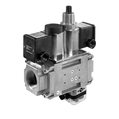 DMV/624L NEMA 4 & POC - Dual Safety Shutoff Valves with Proof of Closure and NEMA 4x Enclosure (USA/