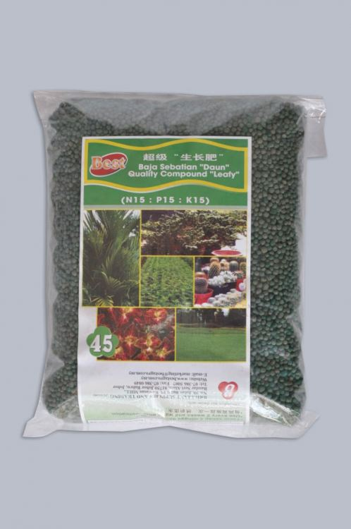Compound Leafy 45  生长肥 (400g/3kg)