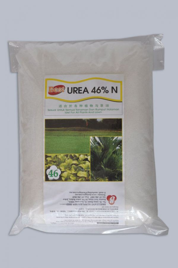 Fertilizer UREA 46% N  ���൪�ط��� (300g/3kg)