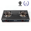 GST211 Double Burner Table Top Gas Cooker