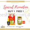 Special Promotion - BUY 1 FREE 1 Monthly Special