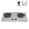 KVH221-GS Double Burner Hob Cooker