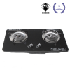 KVH221-GB Double Burner Hob Cooker