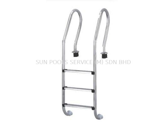 Stainless Steel Swimming Pool Step Ladder