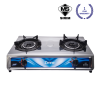 KGS301C Double Burner Table Top Gas Cooker