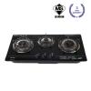 KGH313EN-GB Triple Burner Hob Cooker