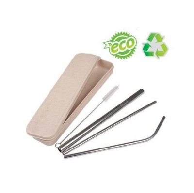 CS3001 - Straw Set with Box