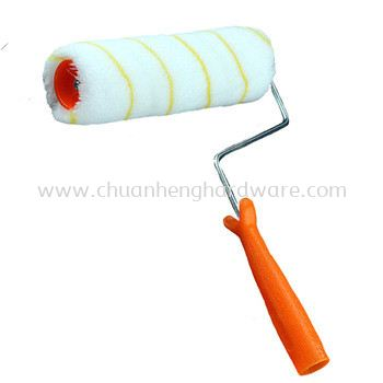 Paint Roller With Handle