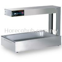 STAINLESS STEEL MINI INFRA-RED FOOD WARMER