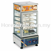 STAINLESS STEEL ELECTRICAL STEAM MACHINE (ELECTRICAL PAO STEAMER) ESM 44