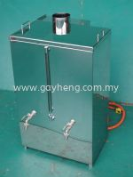 Stainless Steel Water Boiler Gas Table Top 白钢(用煤气)桌面型烧水炉