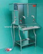 Stainless Steel Water Boiler Electrical Free Standing 白钢(用电)高脚烧水炉