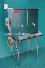 Stainless Steel Water Boiler Gas Free Standing 白钢(用煤气)高脚烧水炉