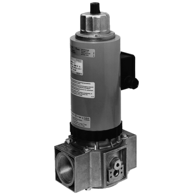 ZRLE/5, ZRDLE/5: Two-stage safety solenoid valve