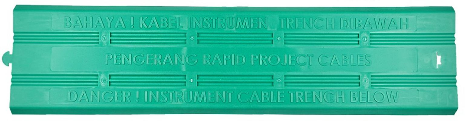 """250 mm ( 10"""" )  Width Cable Slab"""