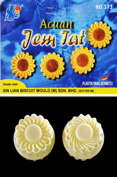 Jam Tart Mould SL-173