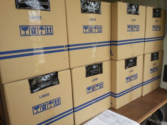 Wet Towel MCPP Packing Logo Printing Completed MOQ (10,000 pcs)