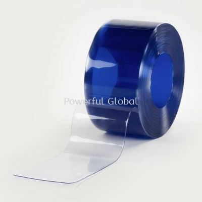 Clear PVC Curtain Strip ESD