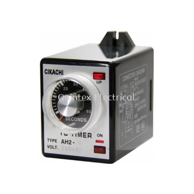 CIKACHI Timer AH2-N On Delay IC Timer