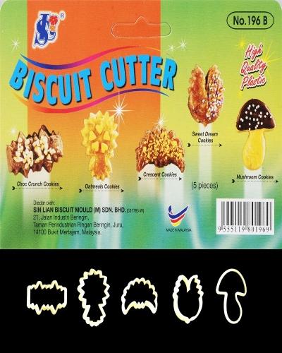 Biscuit Cutter SL-196B