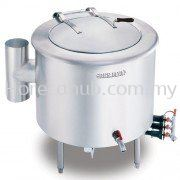 GAS STAINLESS STEEL BOILING PAN (BP30B)