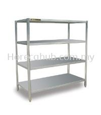 FOUR TIER RACK SOLID