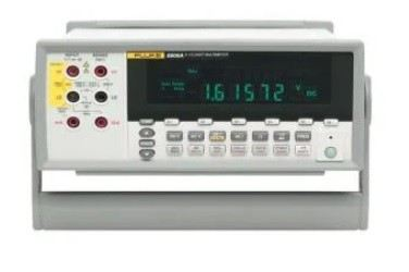Fluke 8808A - Bench Digital Multimeter, 10A ac 750V ac 10A dc 1000V dc Bench Digital Multimeter Fluke