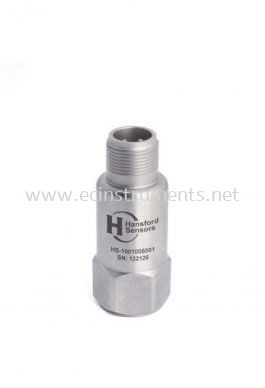 HS-100 Series 2 Pin MS Connector Industrial Accelerometer