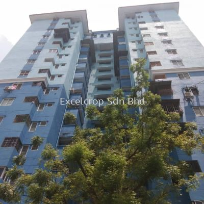 (R1201) Flat rent @ Bukit Jalil