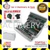 TOPTUL GCAZ0049 63pcs Tool Chest Set Tool Box Workshop Equipment