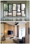 Before & After  Sierra 12 , Puchong Residential