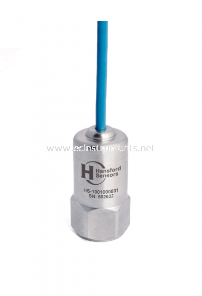 HS-150 Series Flame Retardant Cable Industrial Accelerometer