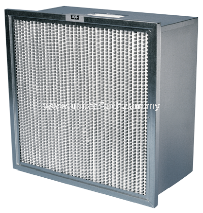 VariCel® I -HIGH-EFFICIENCY SUPPORTED PLEATED FILTER
