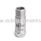 HS-170 Series 2 Pin MS, Slim Profile, 100mV/g Industrial Accelerometer