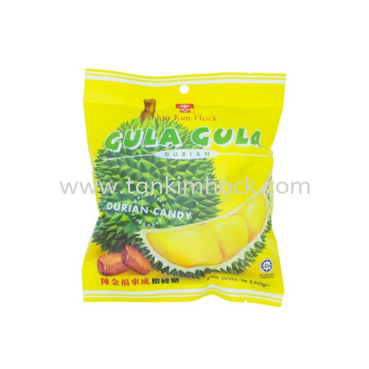Tan Kim Hock Durian Candy 陈金福东成榴莲糖 (50g)